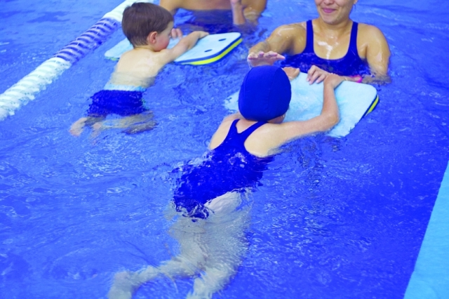 Take swimming lessons. Photo: iStockphoto