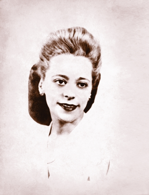 Viola Desmond in 1945 (July 6, 1914 – February 7, 1965) Photo —HO / AFP / Getty Images