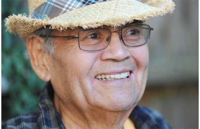 Alvin Dixon is a survivor of residential schools. Photo: Jason Payne, Vancouver Sun