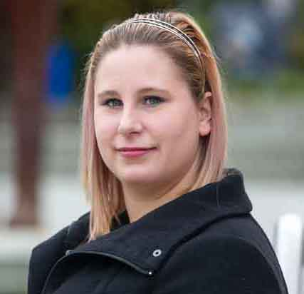 Bayleigh Marie spent her childhood in BC foster care.Photo: Ward Perrin / The Vancouver Sun