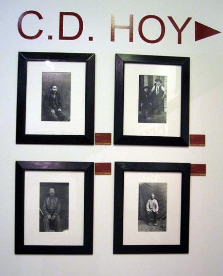 C.D. Hoy's gallery in Quesnel, B.C. (Photo:  Nila Gopaul)