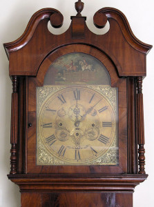 A grandfather clock Photo:  Bob Marquart/CC FLICKR