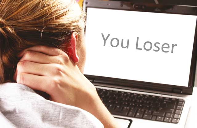 Cyber bullying (Photo: iStockphoto)