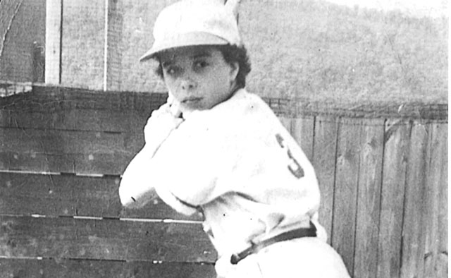 Sixty-four years before Mo'Ne Davis captured the nation's attention at the Little League World Series, Kay Massar signed up for Little League tryouts, pretending she was a boy. Photo courtesy of Little League Baseball and Softball.