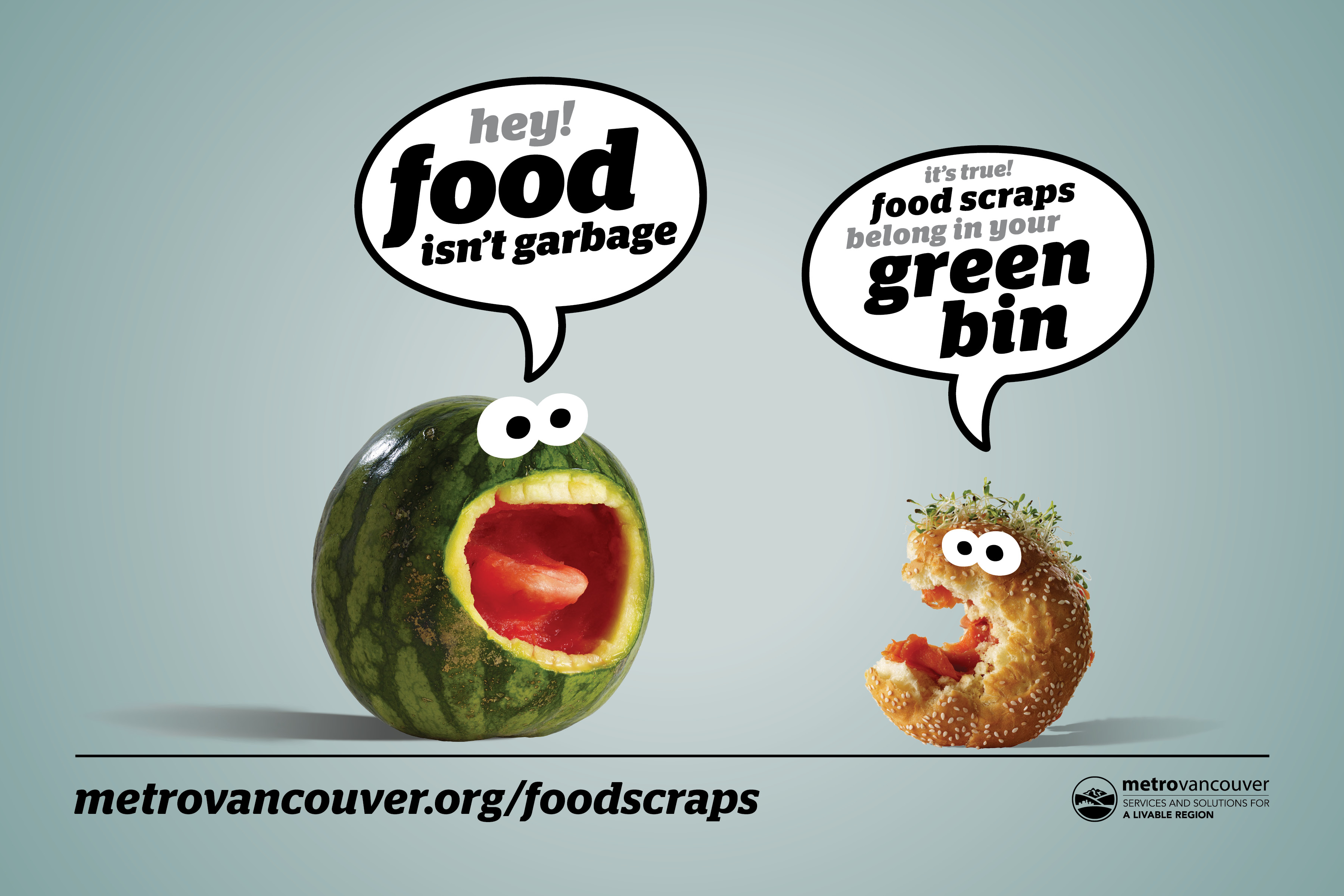 Trashing Recycle Your Food Scraps Food Is Not Garbage