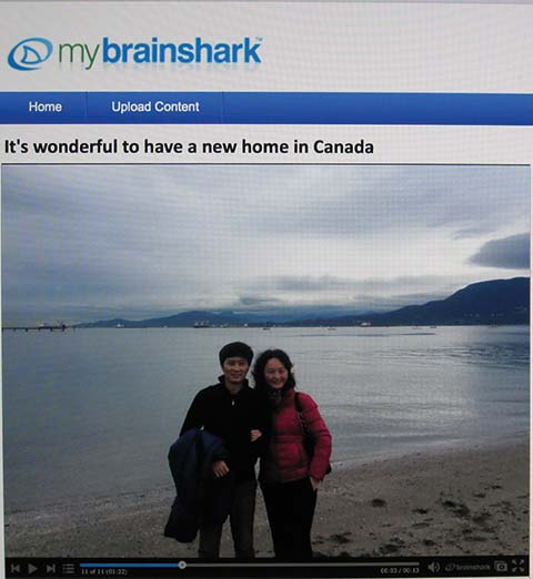 Heng's digital story online